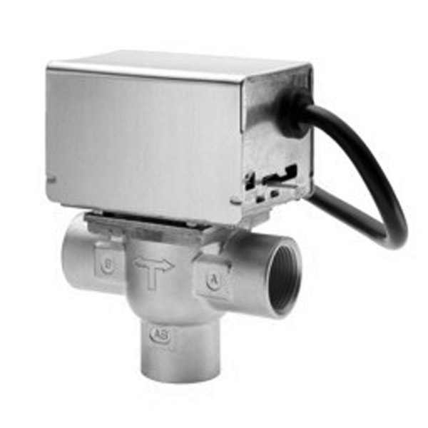 3 Port Mid/Pos Valve with Actuator image